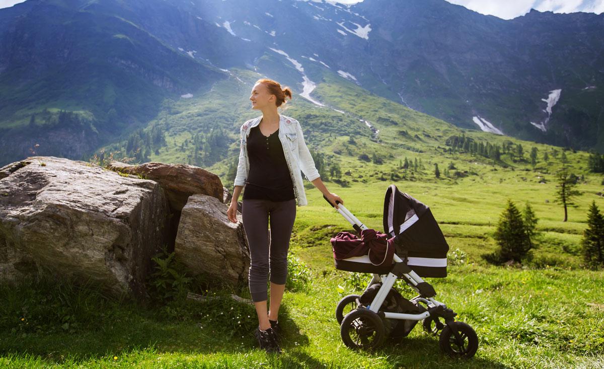 Urlaub mit Baby Kärnten
