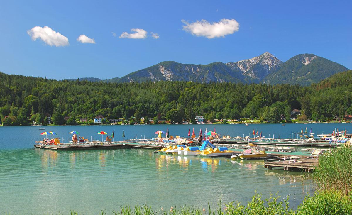 Urlaub Klopeiner See