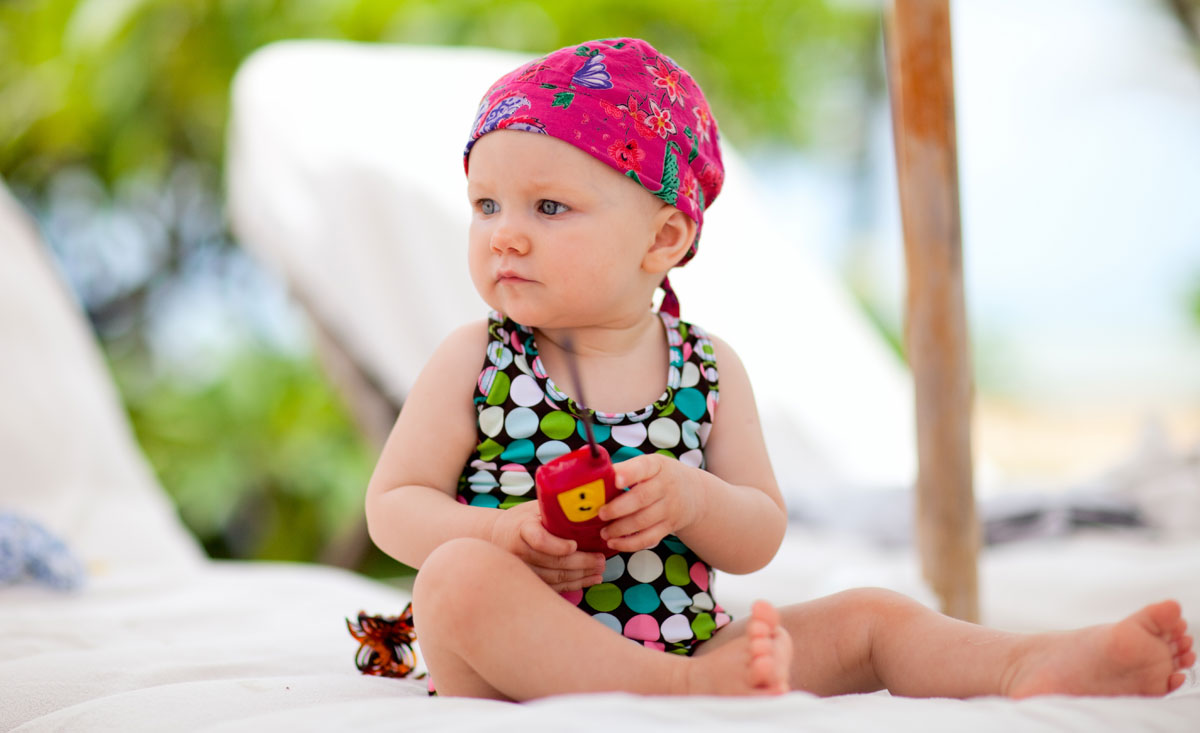Urlaub mit Babies