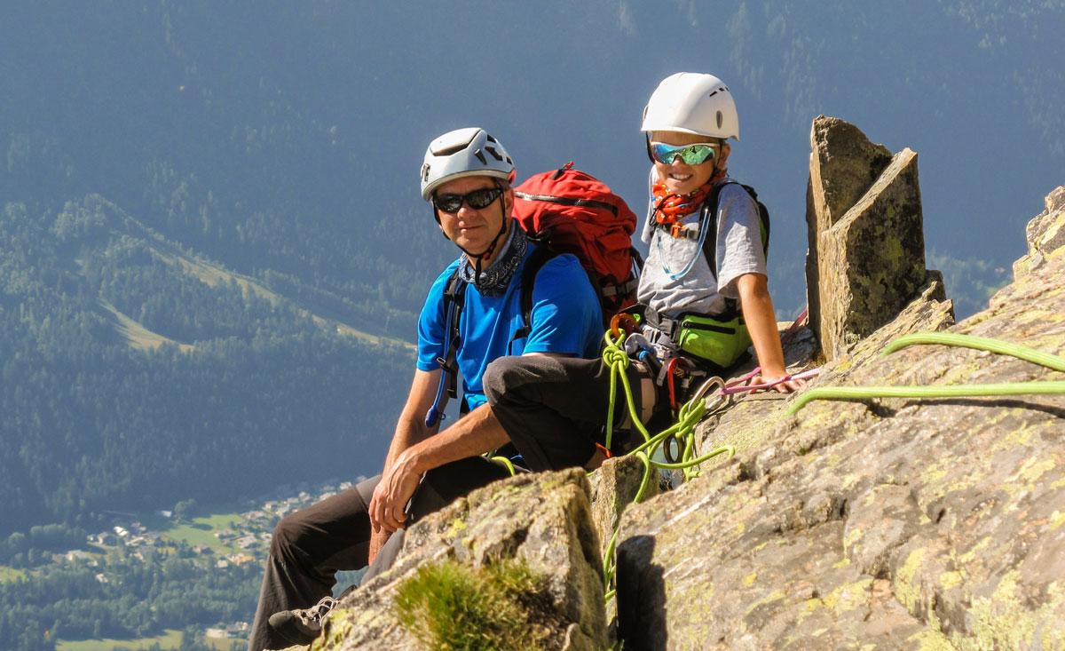Bergtour mit Kindern