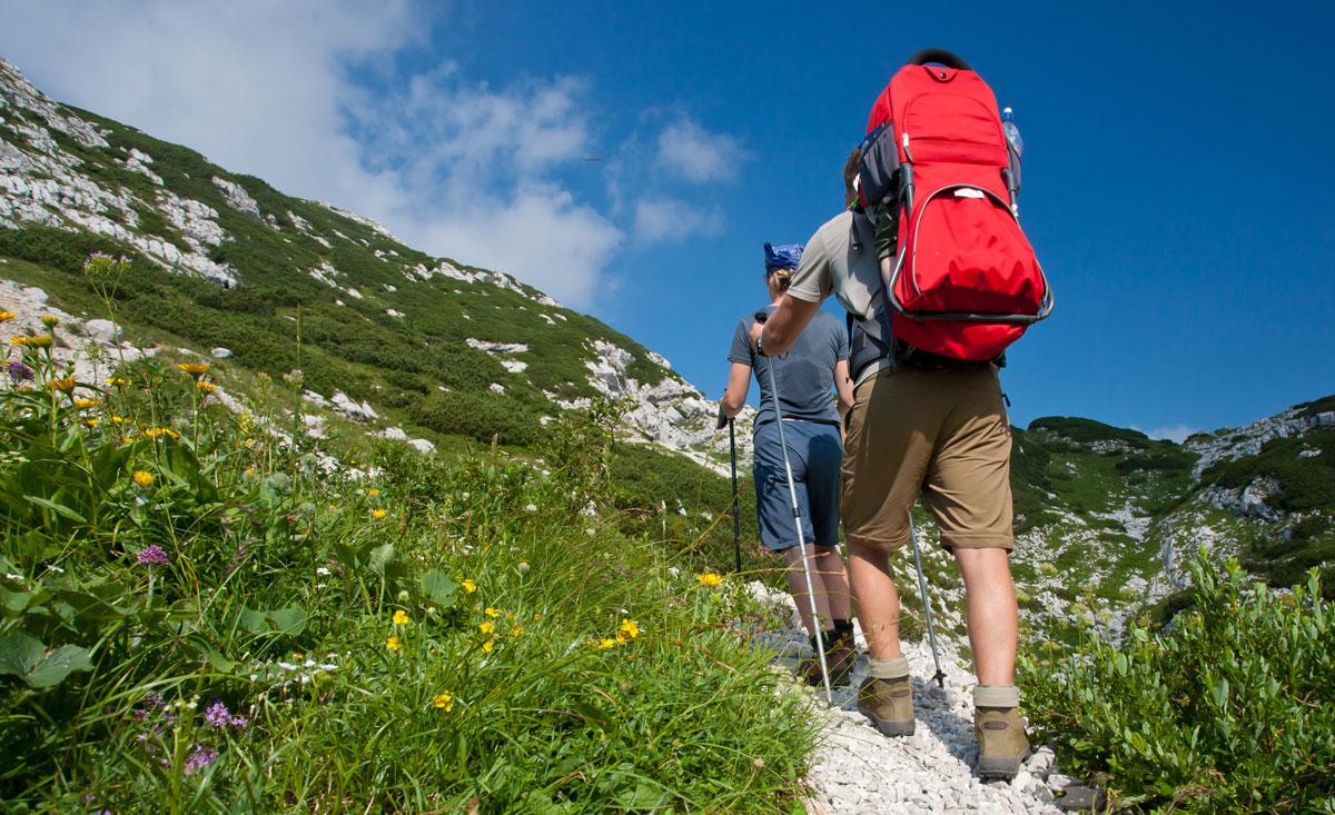 Familien-Wandern in Tirol