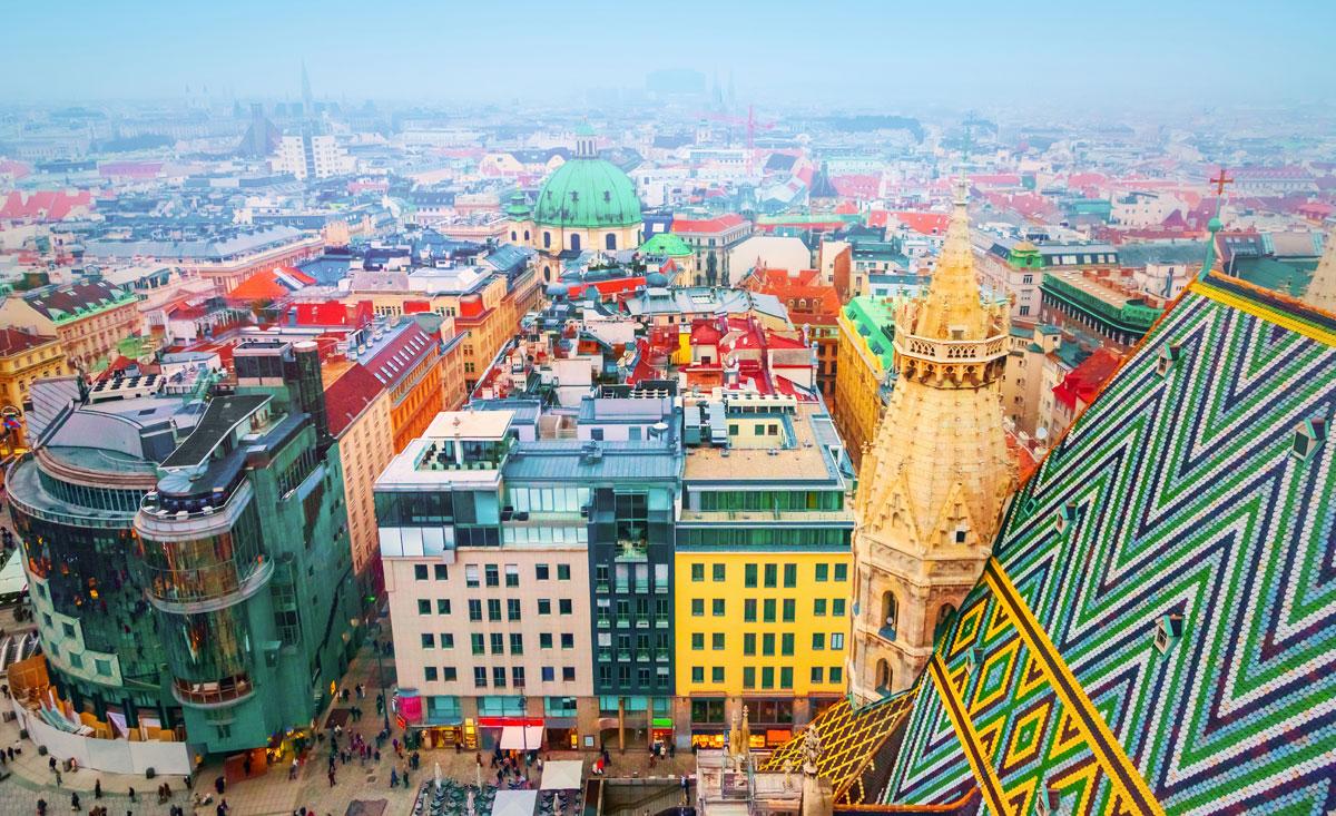 Urlaub in Wien
